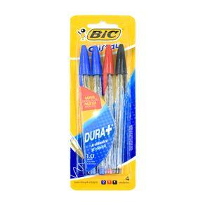 Boligrafo-Bic-cristal-2-azul-1-Rojo-1-Negro-1-8414