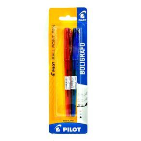 Blister-con-2-Boligrafos-Pilot-varios-colores-1-11547