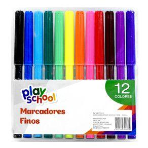 Marcadores-play-school-finos-12-unidades-1-11834