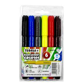 Marcadores-gruesos-de-colores-Teoria-x-6--Marcadores-gruesos-de-colores-Teoria-x-6-1-11511