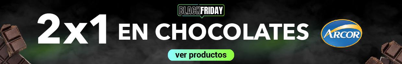 2x1 Chocolate Arcor