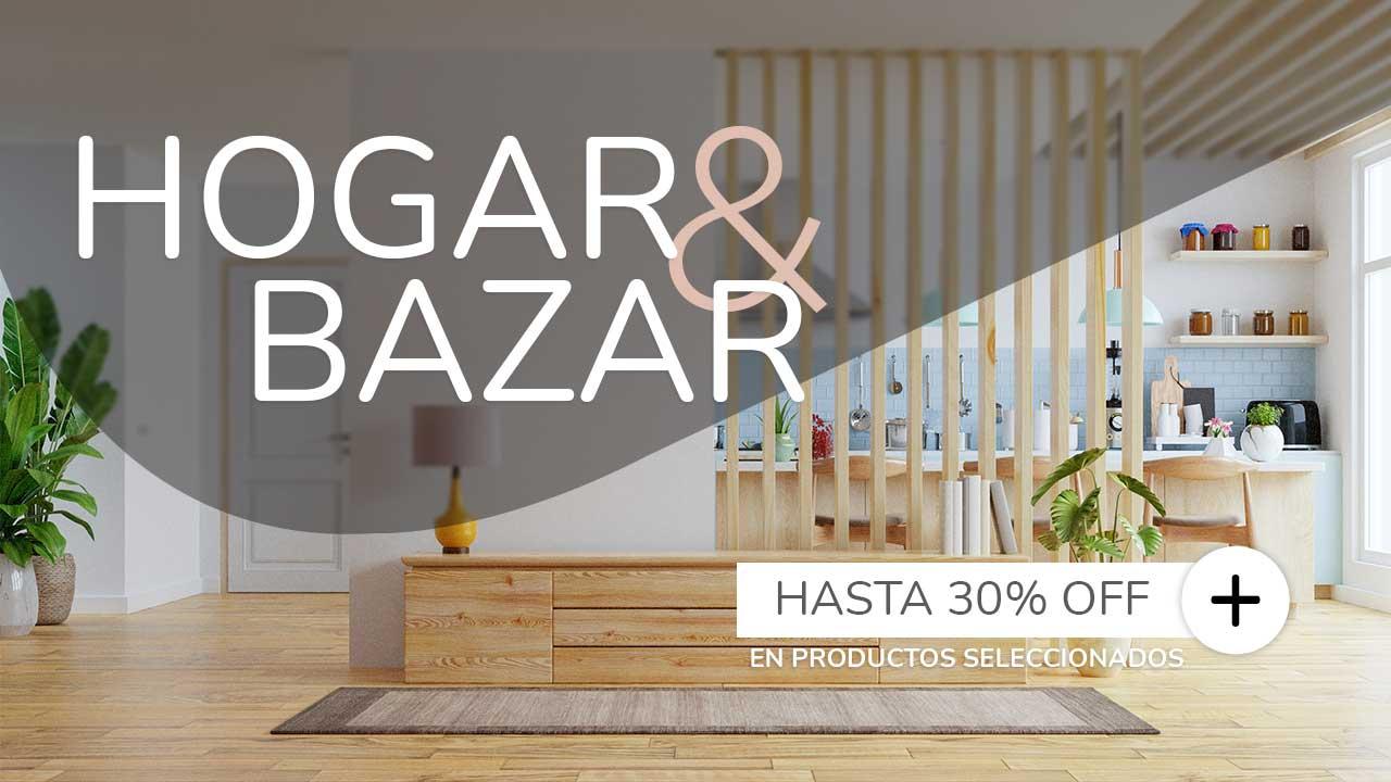 Landing - Hogar y Bazar