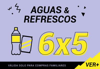 FDD Aguas y refrescos