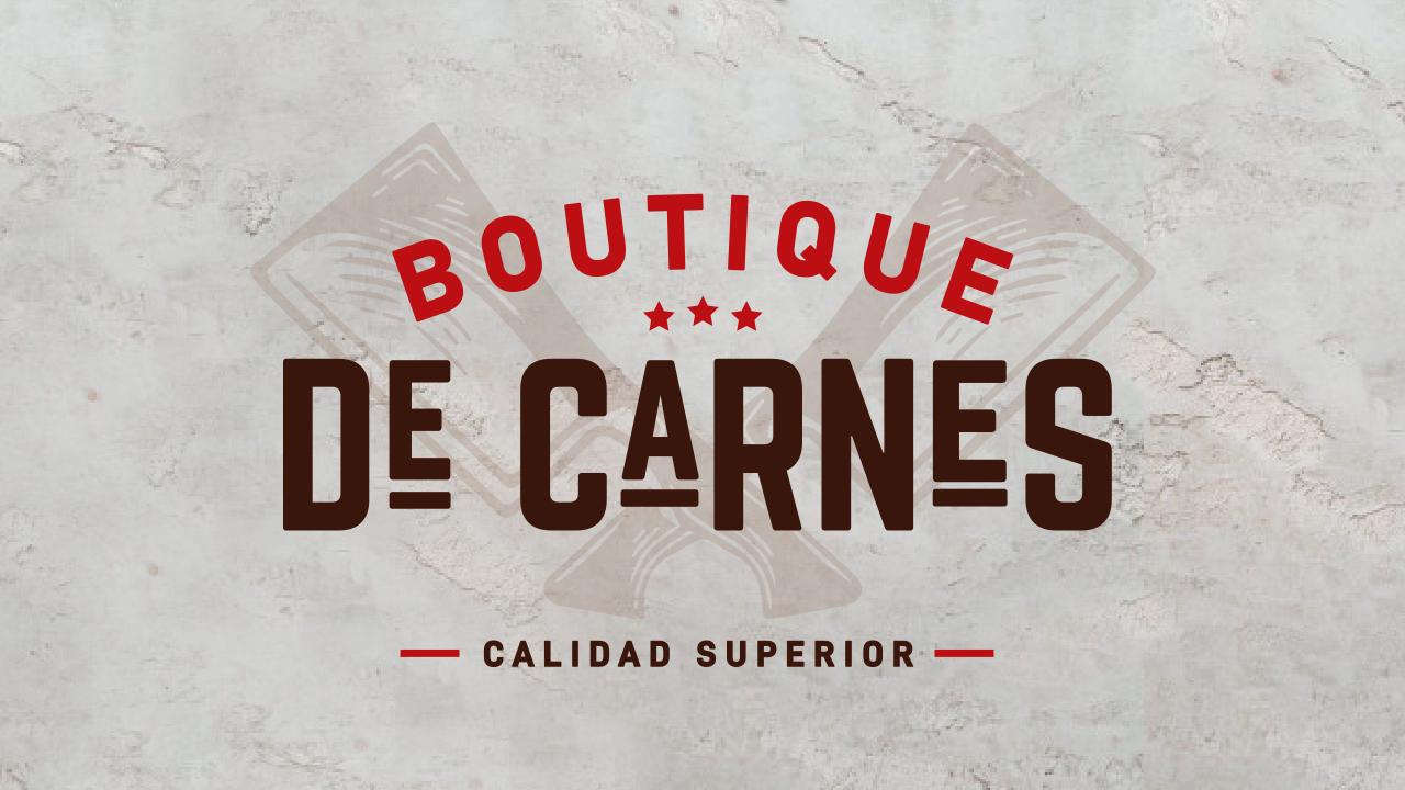 Landing: Boutique Carnes