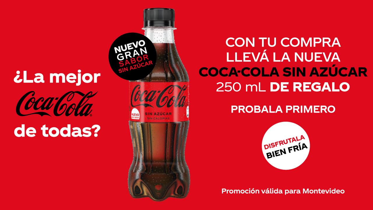 Promoción Coca Cola