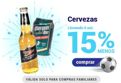 Goleada de ofertas - Cervezas