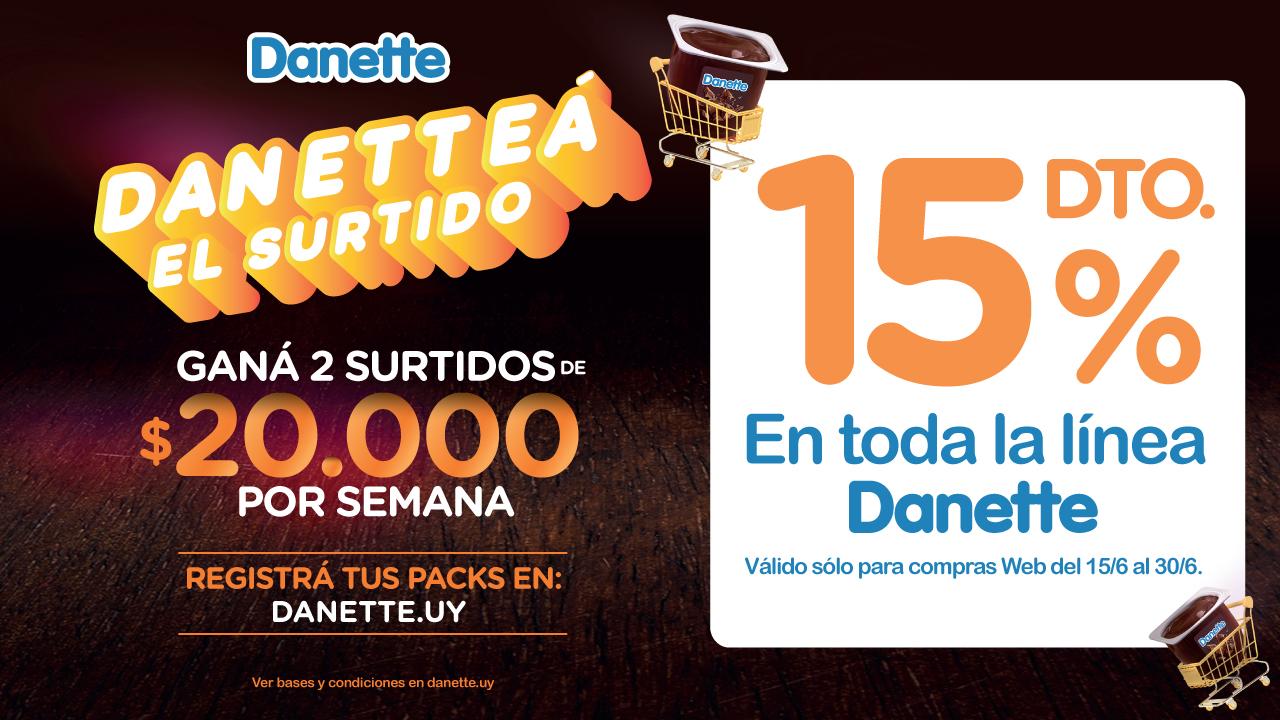 Promo Danette