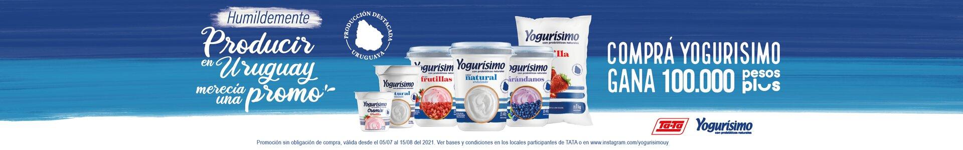 Promo Yogurisimo