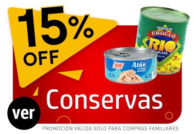 Almacén / FDM express Conservas