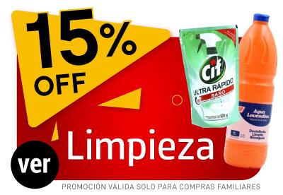 Congelados / FDM express Limpieza