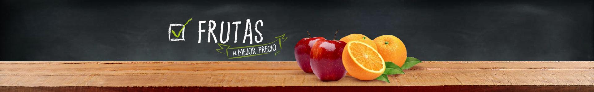 Frutas desktop