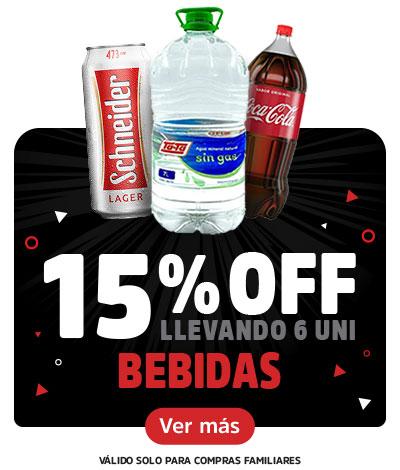 Imbatibles Conservas y Galletas / Black September Bebidas