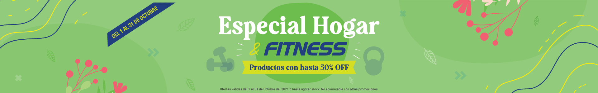 Fitness y aire libre