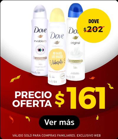 Promoción Dove