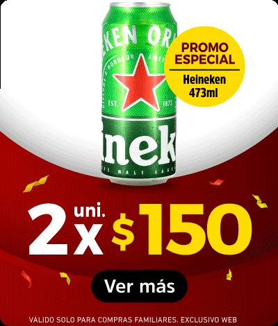 Promoción Heineken