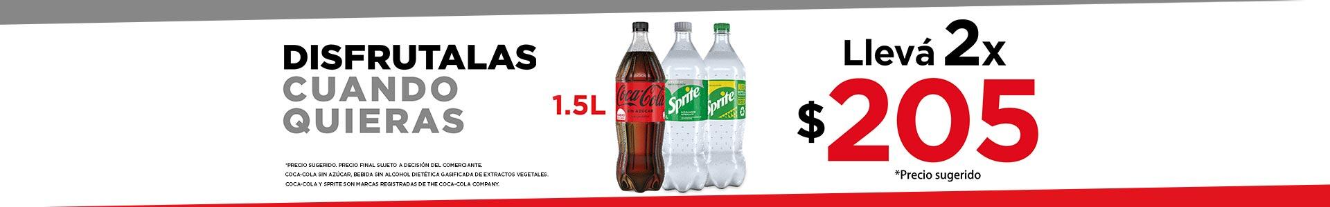 Promo Coca Cola